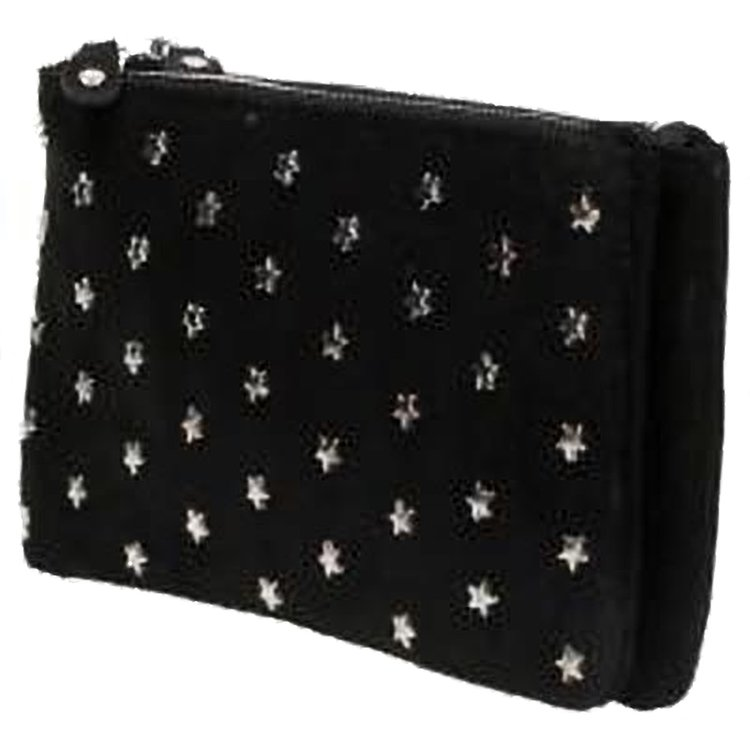 Charm - Clutch - handtas - zwart