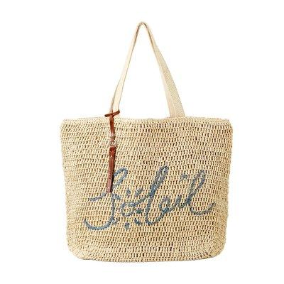 Esprit schoudertas-shopper-strandtas Soleil