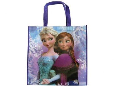 Disney Frozen Shopper - Ice - 38 cm - Blauw