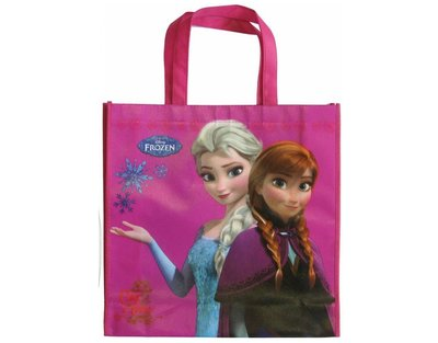 Disney Frozen Shopping bag Sisters - 38cm