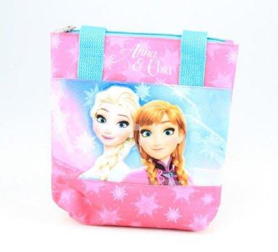 Disney Frozen handtasje roze/blauw
