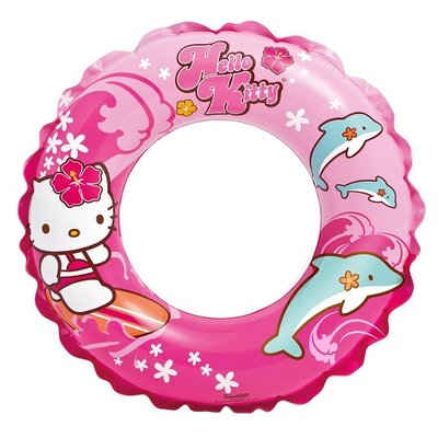 Hello Kitty Zwemring 51cm