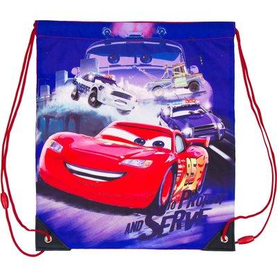 Disney Cars - rugzak - zwemtas - gymtas - trekkoordtas - 34x38 cm