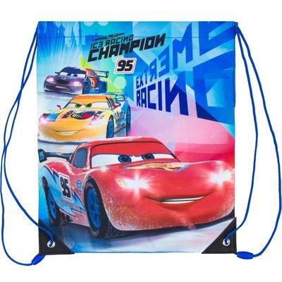 Disney Cars - zwemtas - rugzak - gymtas - trekkoordtas - 34x38 cm