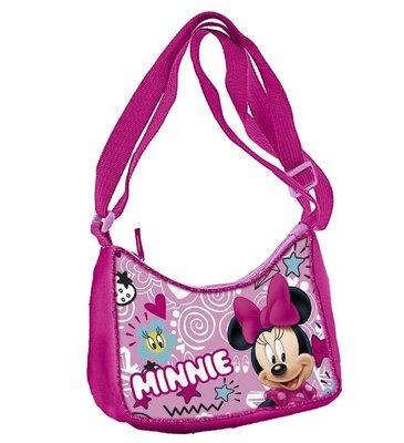 Disney Minnie Mouse schoudertas met verstelbare schouderriem