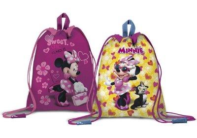 Disney Minnie Mouse gymtas/zwemtas/trekkoordtas