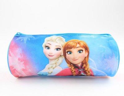 Disney Frozen - etui - blauw - roze