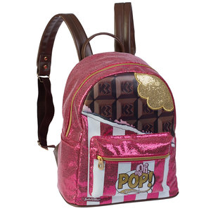 OH MY POP! PINK FASHION BACKPACK OH MY POP! CHOCOLAT