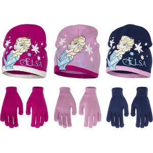 Disney Frozen muts met handschoenen