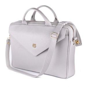 71906dc5717 Felice dames aktetas/laptoptas leer - Ultimate Travelstyle