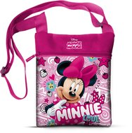 Disney Minnie Mouse roze schoudertas